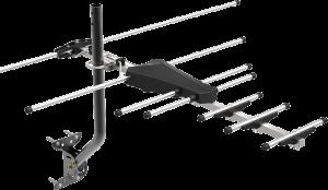 GE Pro Outdoor Yagi Antenna - Strongest Outdoor TV Antenna