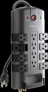Belkin 12-Outlet Surge Protector
