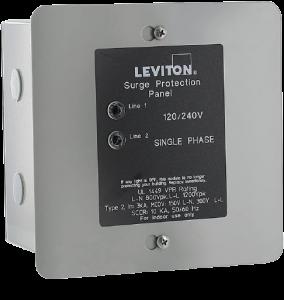 Leviton 51120-1 Panel Protector - Whole Home Surge Protector