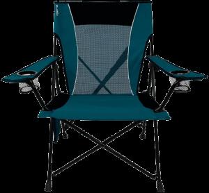 Kijaro Dual Lock Portable Camping & Sports Chair